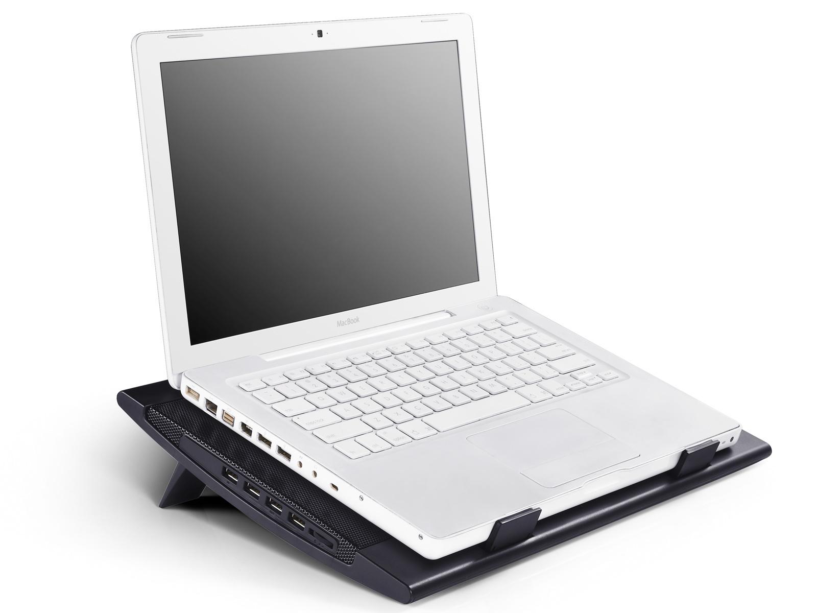 Deepcool Wind Pal Fs U Usb 30 Notebook Cooler Black