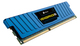 Corsair Vengeance Low Profile Blue 8GB Dual Channel DDR3 Memory Kit (CML8GX3M2A1600C9B)