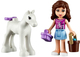 Lego Olivia's Newborn Foal, 5 - 12 Years, 70 Pieces 41003