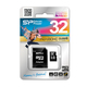 Silicon Power microSDHC 32GB Class 10 with Adapter (SP032GBSTH010V10-SP)