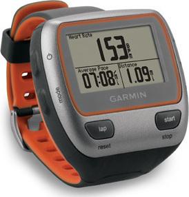 Garmin Forerunner 310XT HRM (Gray/Orange) - Skroutz.gr
