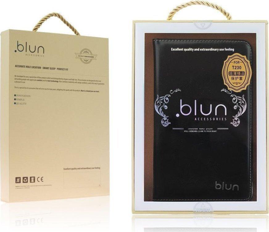 "Blun Book Cover Galaxy Tab 4 10.1"" T530"