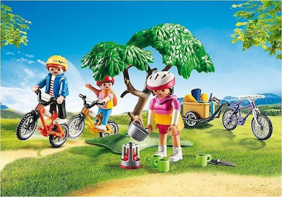 Playmobil Mountainbike-Tour
