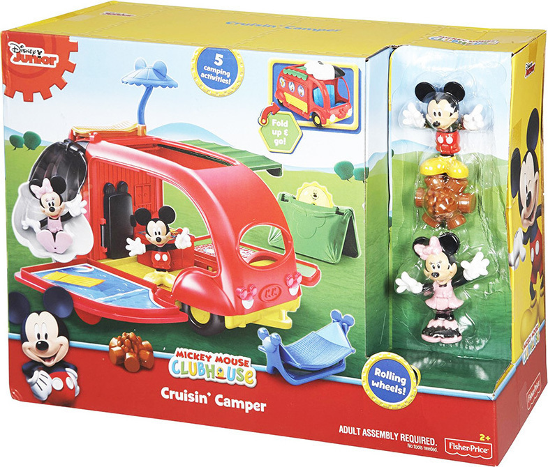 21521e0e22d Fisher Price Mickey Mouse Clubhouse - Cruisin' Camper - Skroutz.gr