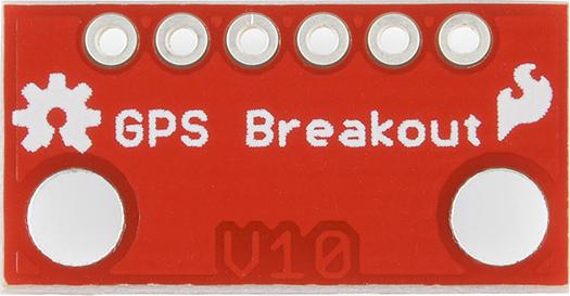 SparkFun GPS Breakout - Skroutz gr