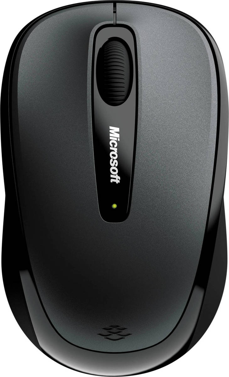 microsoft wireless mobile mouse 3500 how to connect