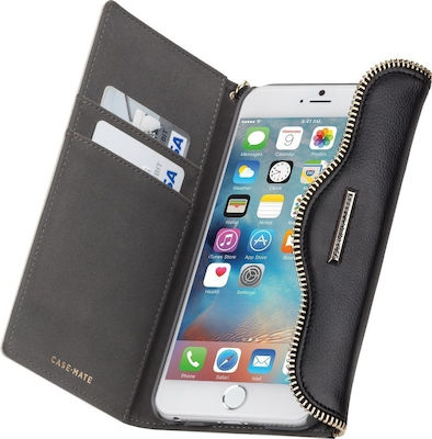Case-Mate Rebecca Minkoff Wallet Μαύρο (iPhone 6/6s Plus)