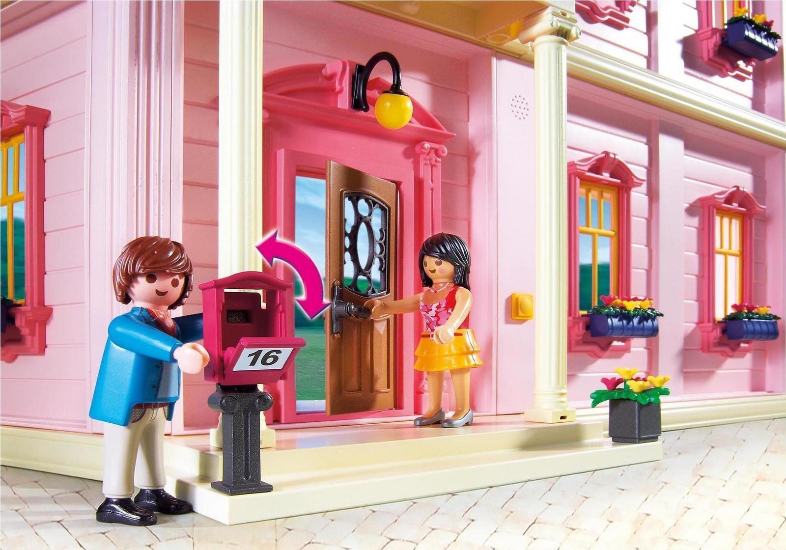 Playmobil - Gran casa de munecas playmobil ...