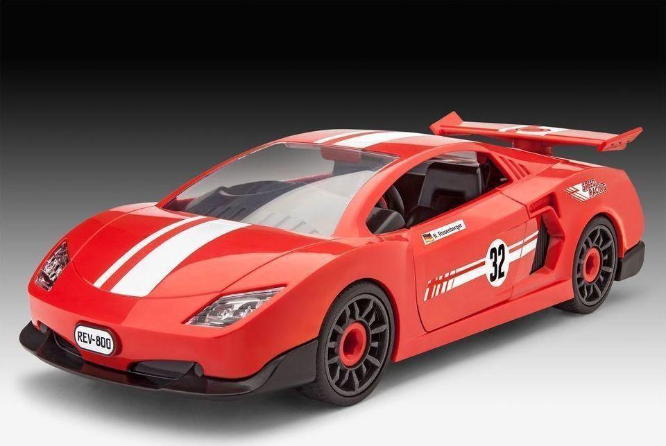 Revell Junior Kit Racing Car 00800  Skroutzgr
