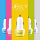 Nillkin Jelly Car Charger 2.4A