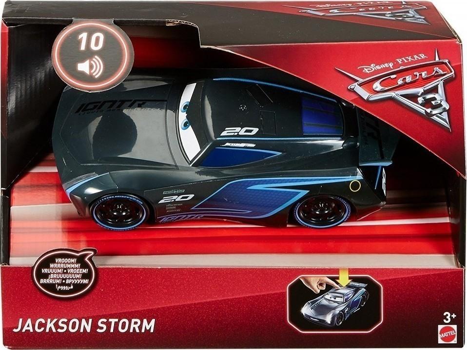 mattel cars 3 jackson storm. Black Bedroom Furniture Sets. Home Design Ideas