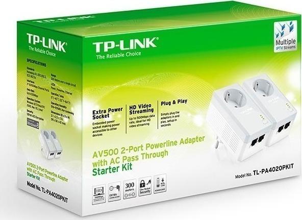 Ζεύξη TP-Link