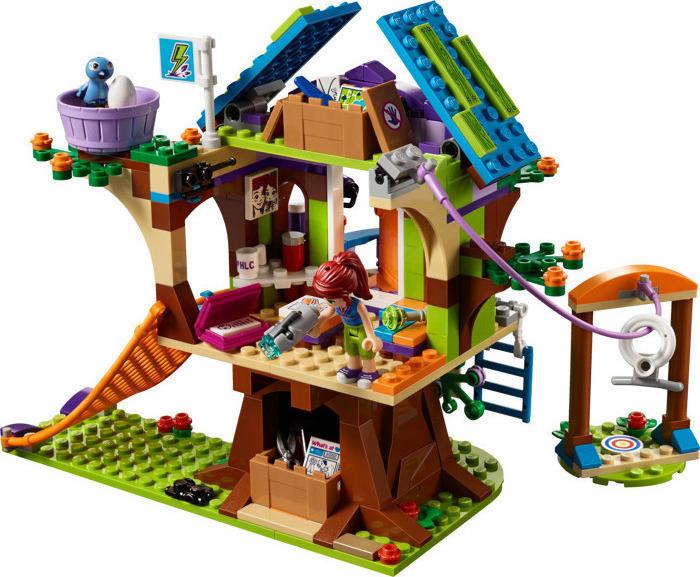 Lego Friends: Mia's Tree House 41335 - Skroutz.gr