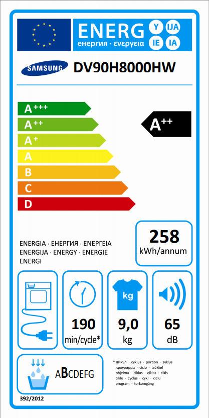 Samsung DV90H8000HW - Skroutz.gr 3e59ce0ccf6