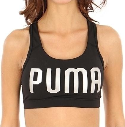 1c64e2d804e Puma PWRSHAPE Forever Logo Bra Top 515991-14