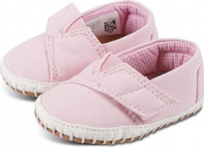 0cfde343d Toms Pink Canvas Tiny Toms Crib Alpargatas 10010040 Ροζ - Skroutz.gr