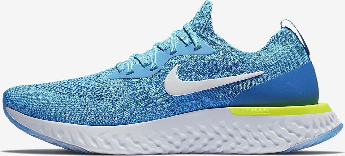 reputable site e65e7 ff0c9 ... Nike Epic React Flyknit AQ0067-401 ...