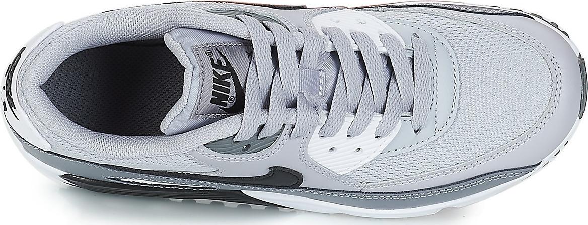low priced d6909 5f482 ... Nike Air Max 90 Mesh Grade School ...