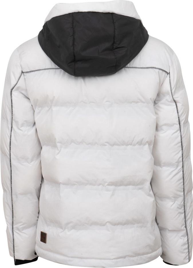 Khujo Puffer Λευκό Swedem Με Κουκούλα - Skroutz.gr 3e9c30d51f2