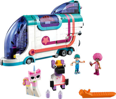 Lego Movie: Pop-Up Party Bus 70828