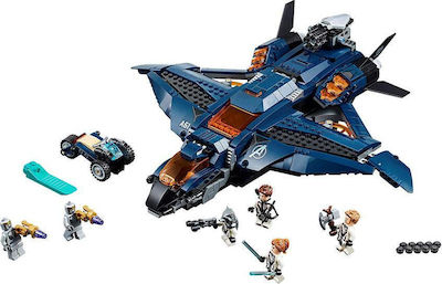 Lego Super Heroes: Avengers Ultimate Quinjet 76126