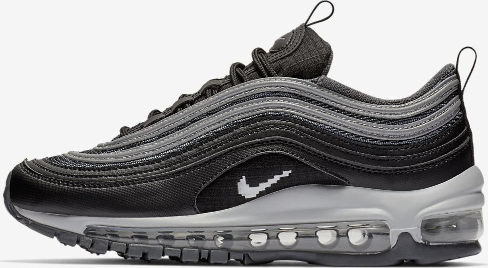 qu5612b παπούτσια nike air max 97 y2k 001 black metalic