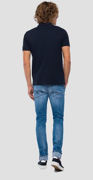 Ανδρική Μπλούζα Replay M3791.000.22450-098