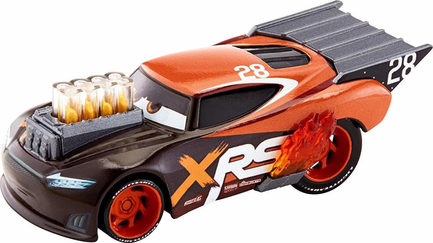 Cars 3 Αυτοκινητακια Drag Racers (GFV33)