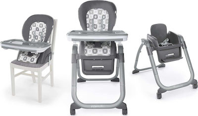 Ingenuity Smartserve 4-in-1 High Chair Clayton