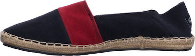 Pepe Jeans Tourist Slip On Mix PMS10136-585 Red/Blue