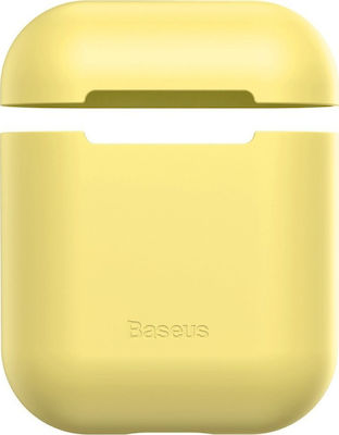 Baseus Case AirPods Κίτρινο