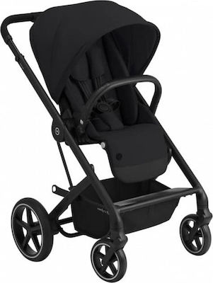 Cybex Balios S Lux Black Frame Deep Black Gold Edition