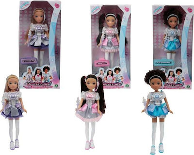 Giochi Preziosi Miracle Tunes Fashion Dolls (3 Σχέδια)
