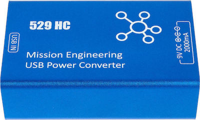 Mission Engineering 529 HC USB Pedal Power Basic