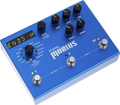 Strymon Mobius Multidimensional Modulation Effects Pedal