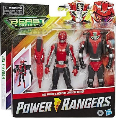 Power Rangers Power Rangers Deluxe Figures (2 Σχέδια)