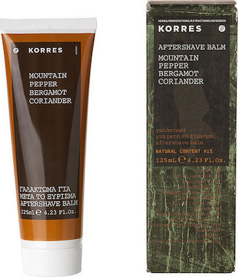 Korres Aftershave Mountain Pepper 125ml
