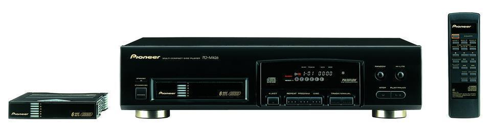 PIONEER PD M426 DOWNLOAD