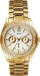 Guess Ladies Candy Pop Gold Watch 16014L1