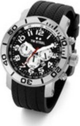TW Steel divers watch 48mm rubber band TW73