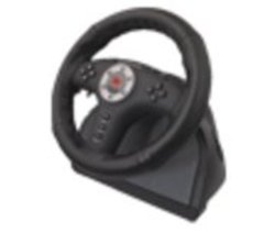 SpeedLink 2in1 Force Vibration Racing Wheel (PC, PS2)