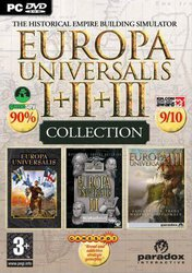 Europa Universalis Collection (1,2 & 3) PC