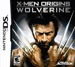 X-men Origins Wolverine DS