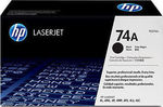 HP 74A Black Toner (92274A)