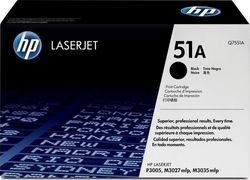 HP 51A Black Toner (Q7551A)