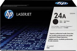 HP 24A Black Toner (Q2624A)