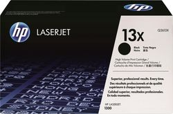 HP 13X Black High Yield Toner (Q2613X)