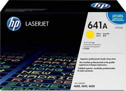 HP 641A Yellow Toner (C9722A)