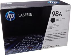HP 98x Black High Yield Toner (92298X)