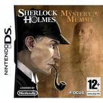 Sherlock Holmes: The Mystery of the Mummy DS